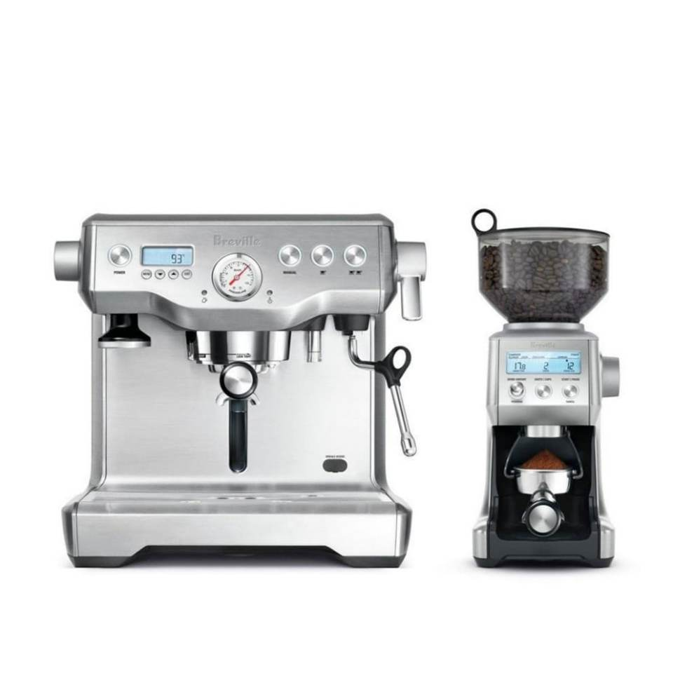 Breville The Dual Boiler with Smart Grinder Pro BEP920BSS