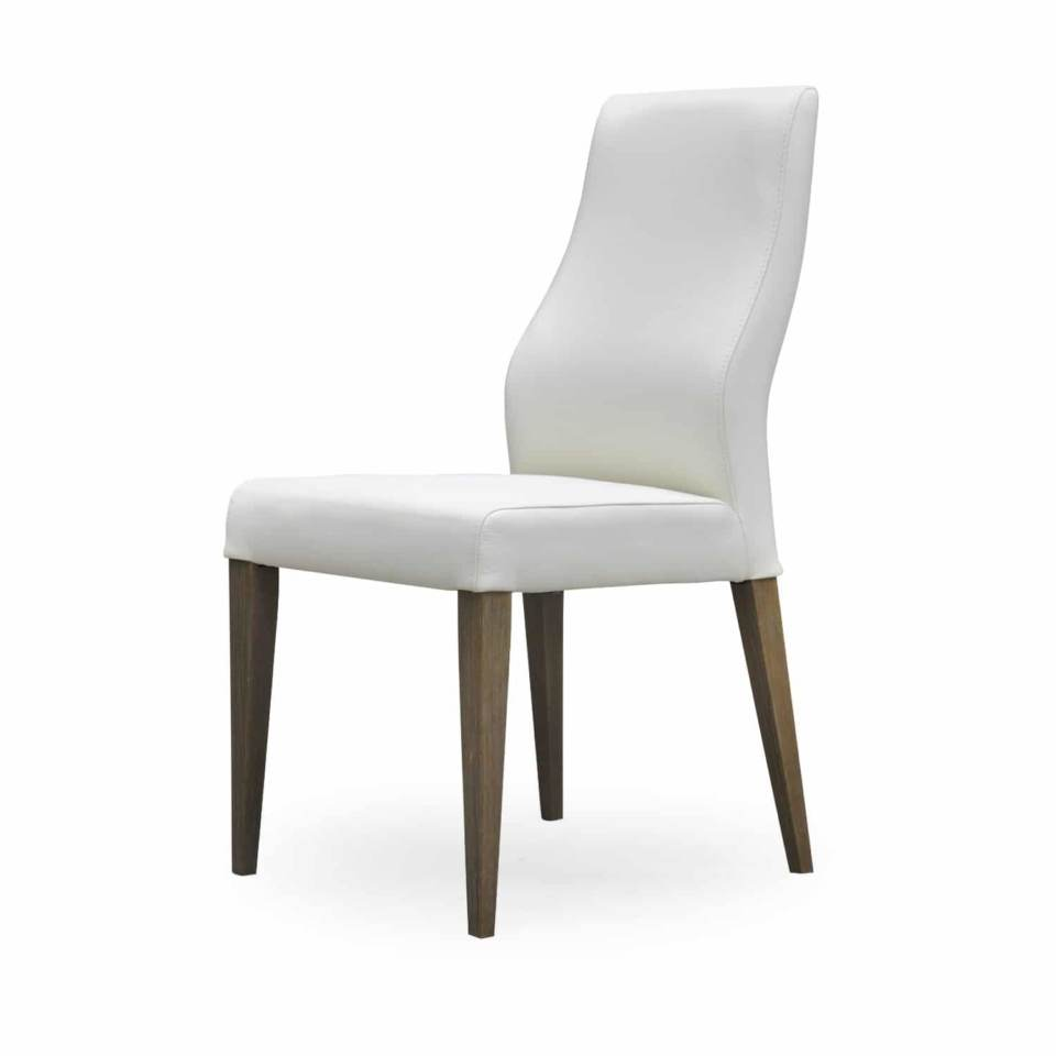 Humi Dining Chair - Medi Silver
